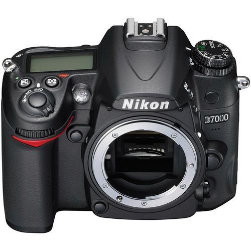 Nikon D7000 Nu