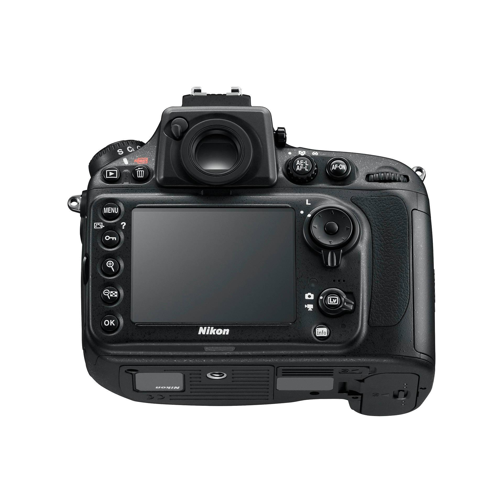 Nikon D800 Zrkadlovka 36 - Čierna