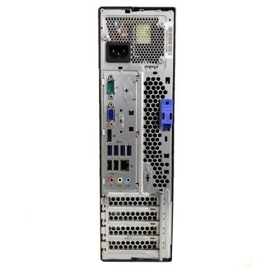 Lenovo ThinkCentre M92p Core i7 3,4 GHz - SSD 512 Go RAM 8 Go