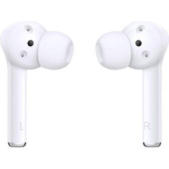 Huawei Freebuds 3i Earbud Noise-Cancelling Bluetooth Earphones - Pearl white