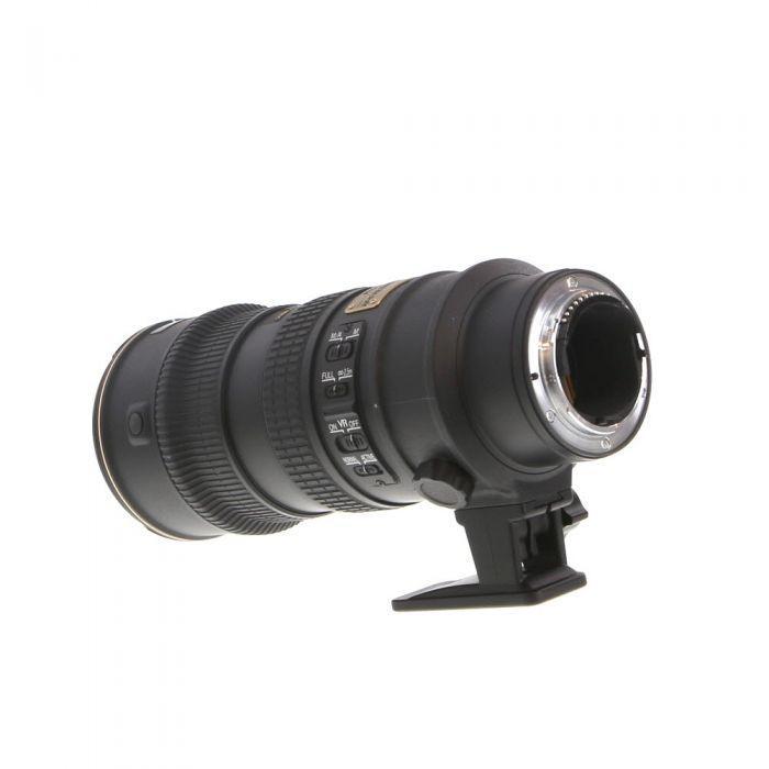 Objectif F 70-200mm f/2.8