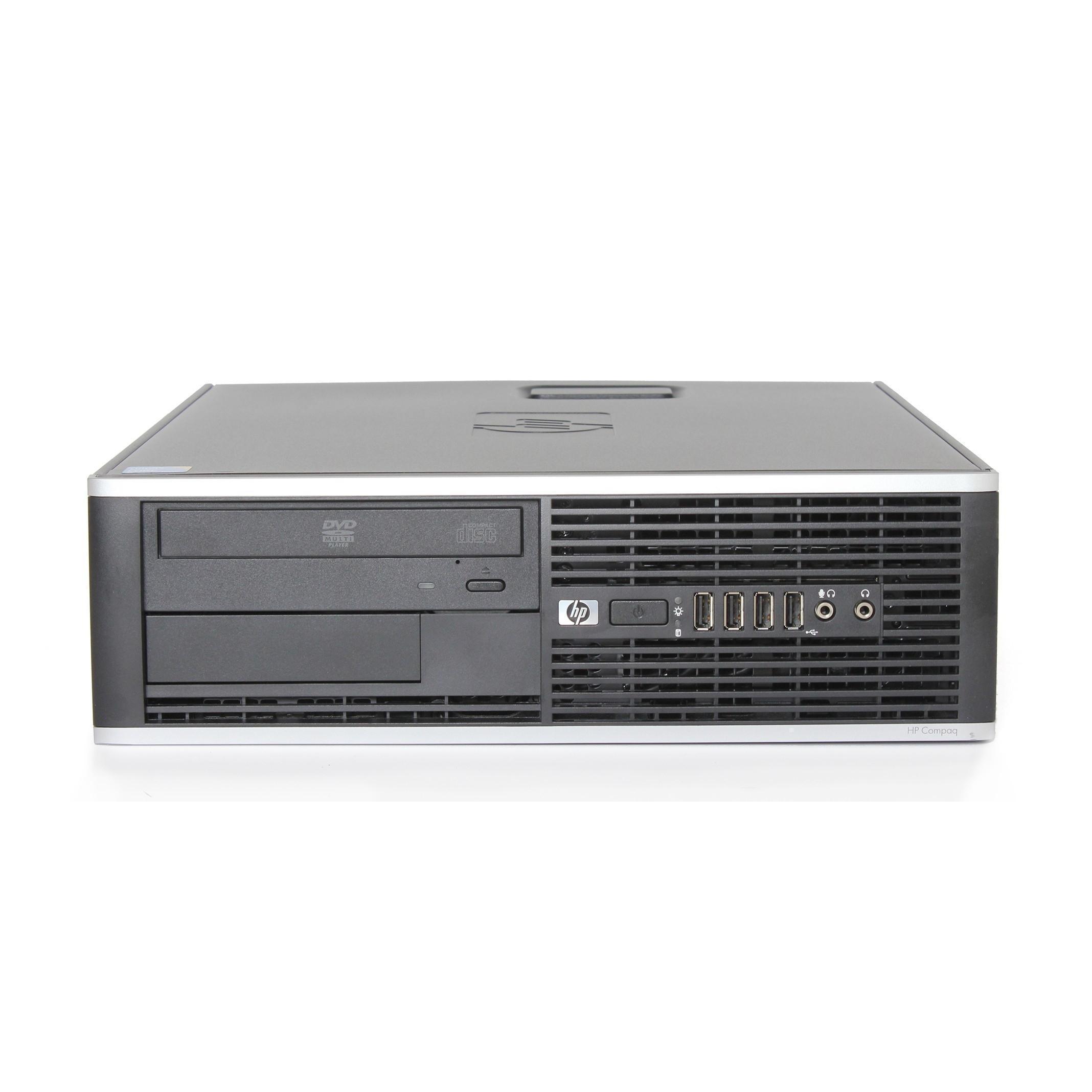 HP Compaq Elite 8000 Pentium 2,93 GHz - HDD 250 Go RAM 3 Go