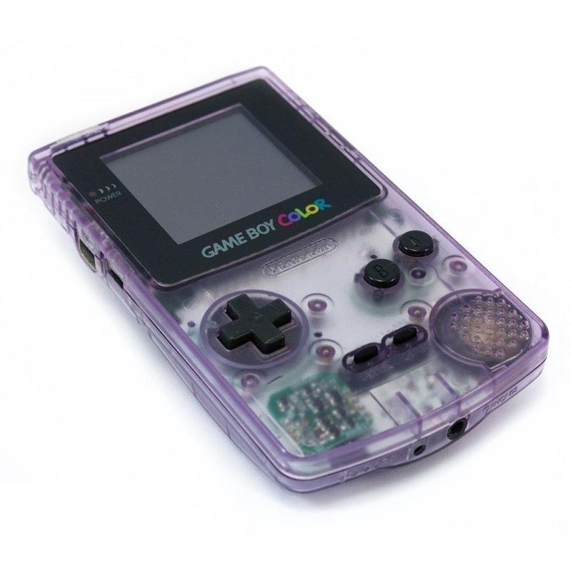 Nintendo Game Boy Color  - HDD 0 MB - Purple