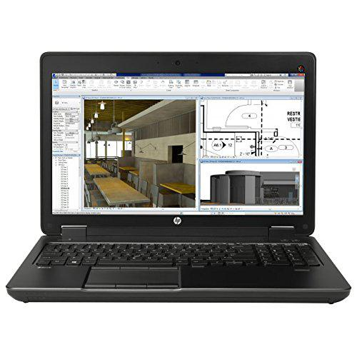 "HP ZBook 15 G2 15"" Core i7 2,5 GHz - HDD 500 Go - 16 Go AZERTY - Français"