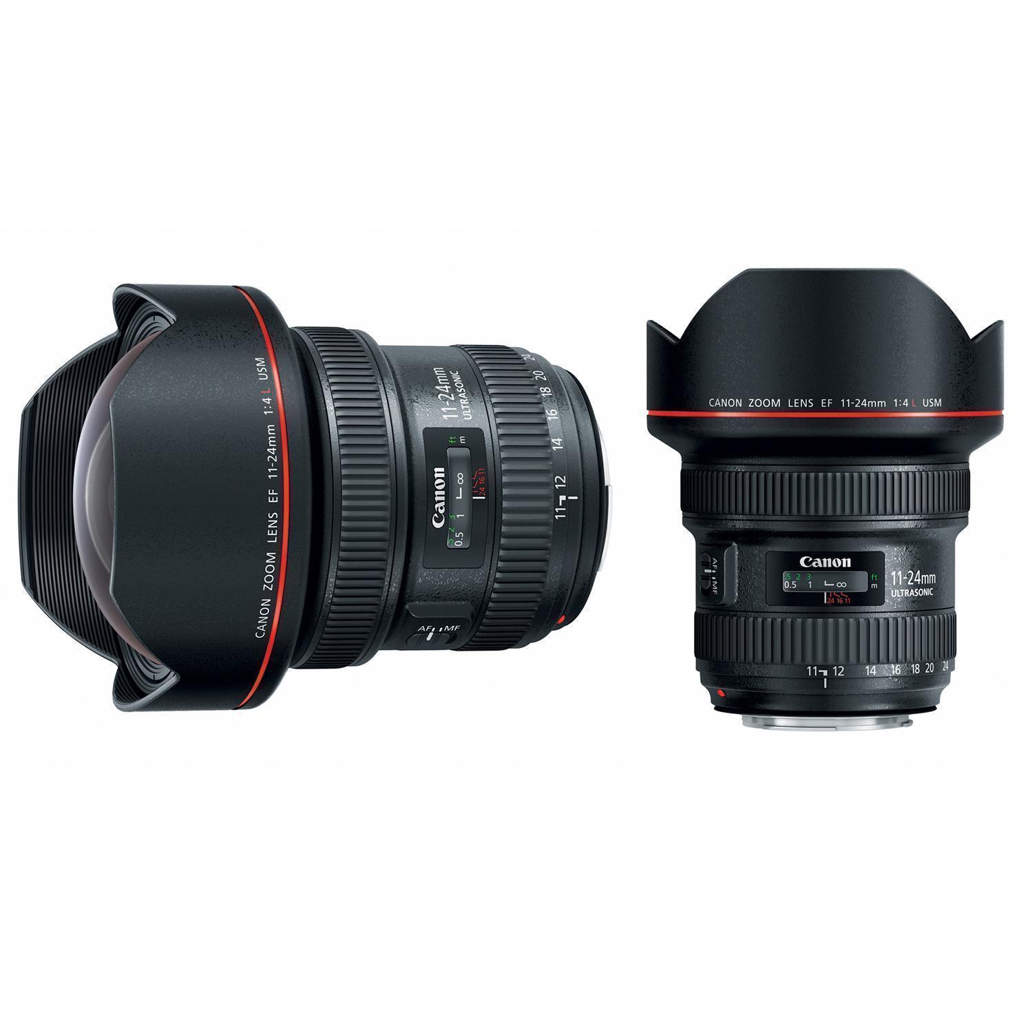 Objectif Canon EF 11-24mm f/4