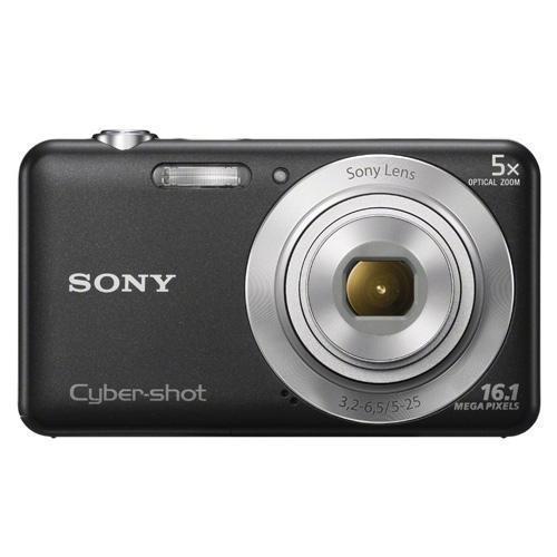 Sony Cyber-shot DSC-W710 Kompakt 16.1 - Čierna