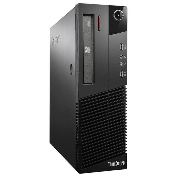 Lenovo ThinkCentre M93p Core i5-4570 3,2 GHz - HDD 500 GB RAM 4 GB