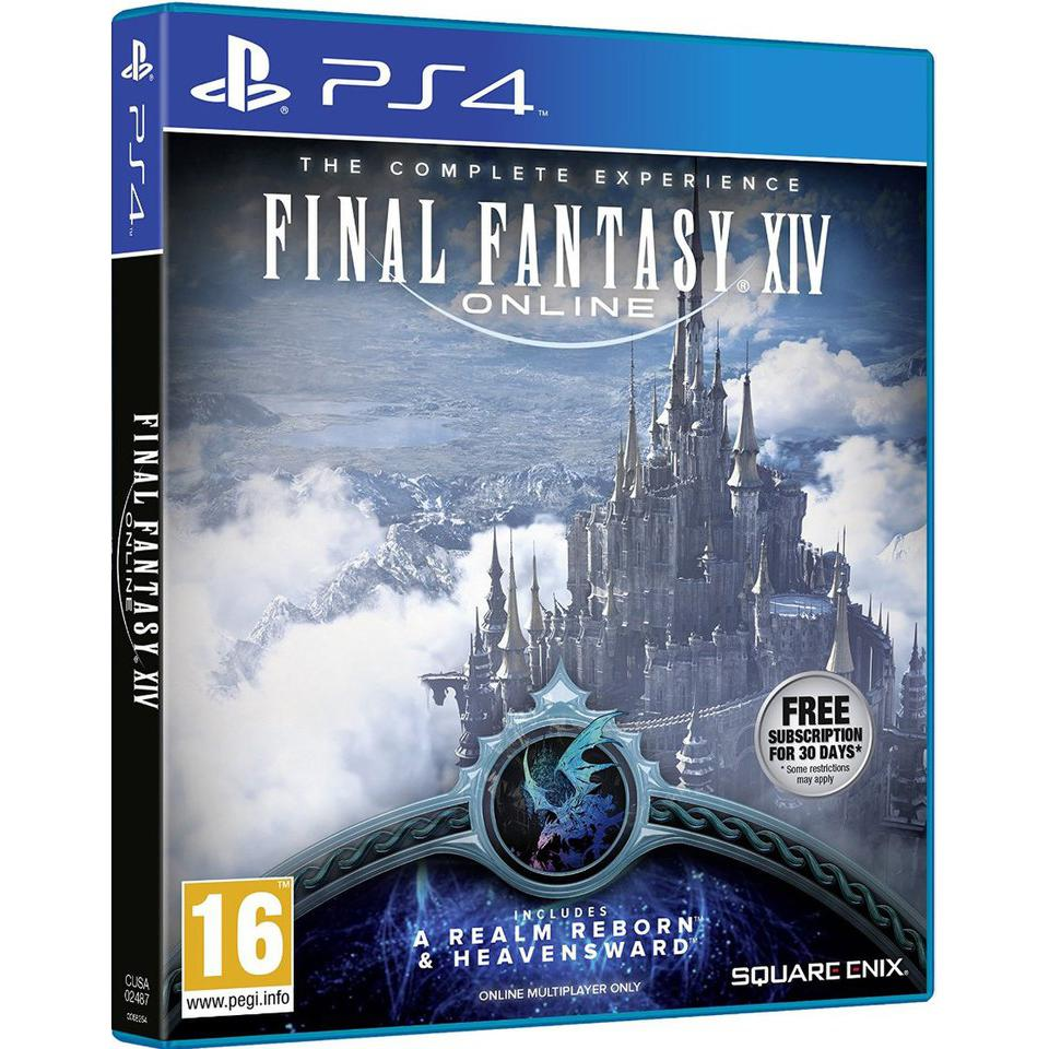 Final Fantasy XIV Online: The Complete Experience - PlayStation 4
