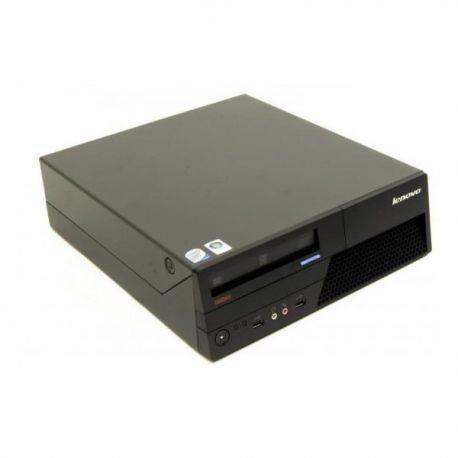 Lenovo ThinkCentre M58 Core 2 Duo 2,8 GHz - HDD 160 Go RAM 4 Go