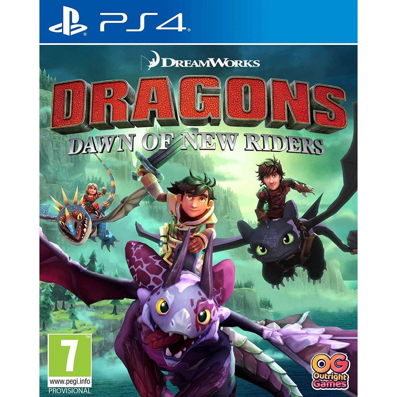 DreamWorks Dragons: Dawn of New Riders - Nintendo Switch
