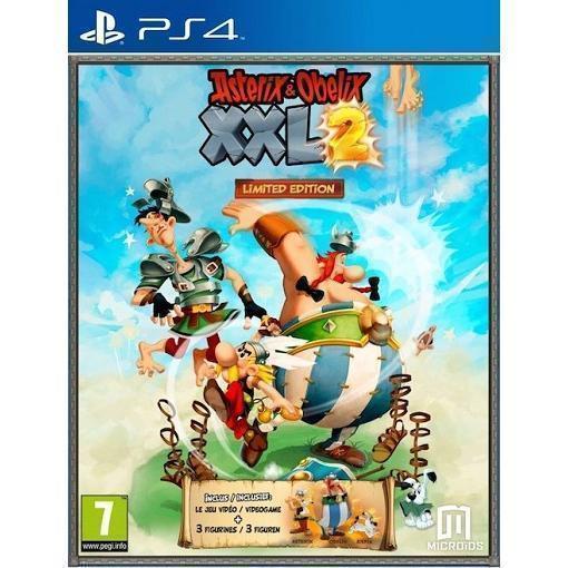 Asterix & Obelix XXL 2: Mission: Las Vegum Limited Edition - PlayStation 4