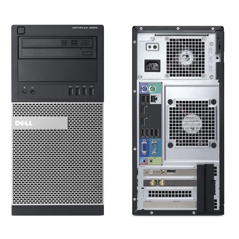 Dell Optiplex 3010 MT Core i3 3,3 GHz - HDD 500 Go RAM 8 Go