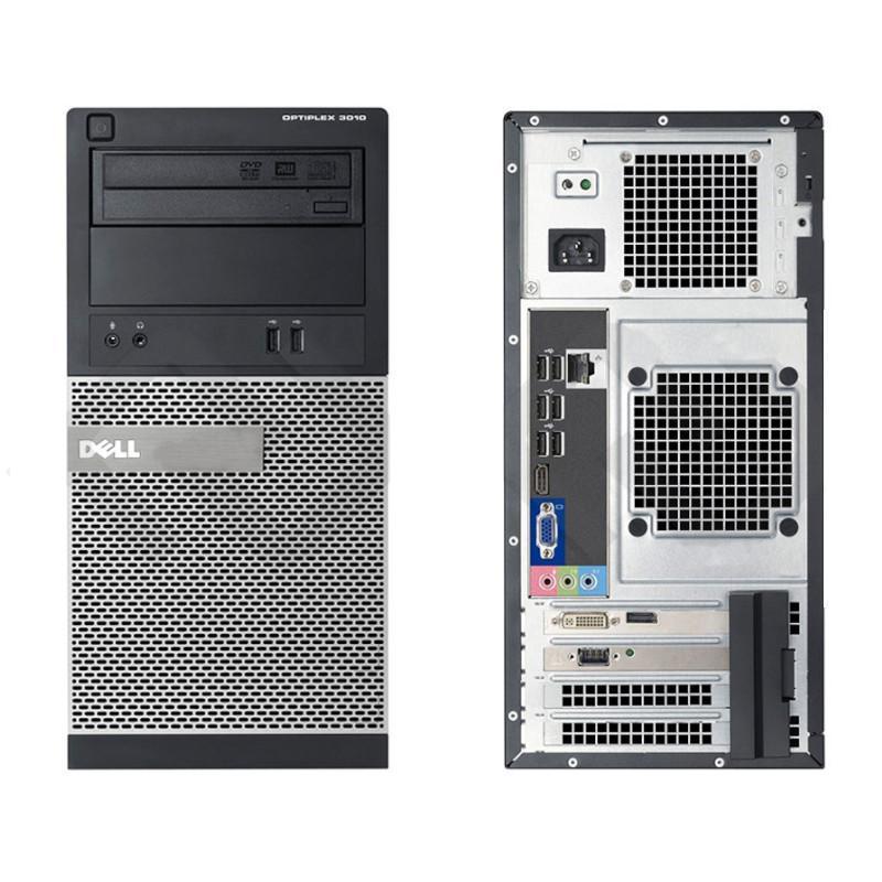Dell Optiplex 3010 MT Core i5 3,2 GHz - HDD 500 GB RAM 4 GB