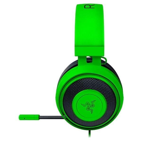 Razer Kraken Pro v2 Gaming Headphones with microphone - Green