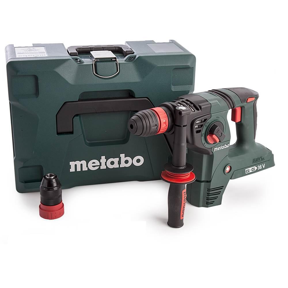 Perforateur/Burineur Metabo KHA 36-18 LTX 32