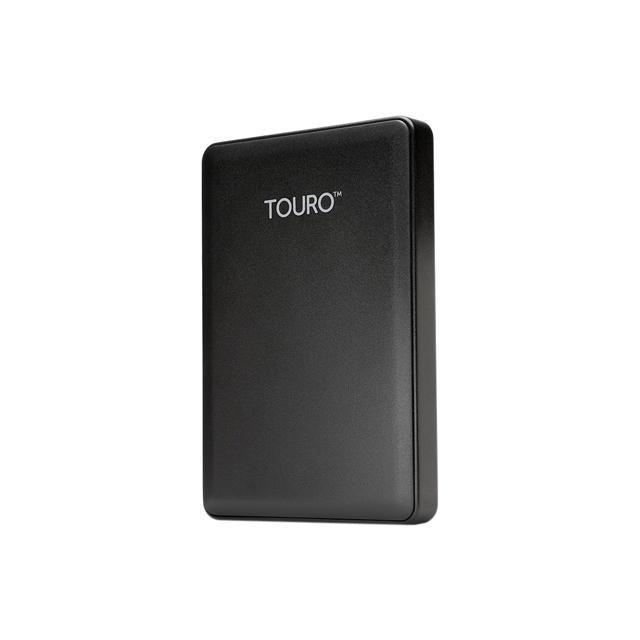 Disque dur externe Hgst Touro 0S03796 - HDD 500 Go USB