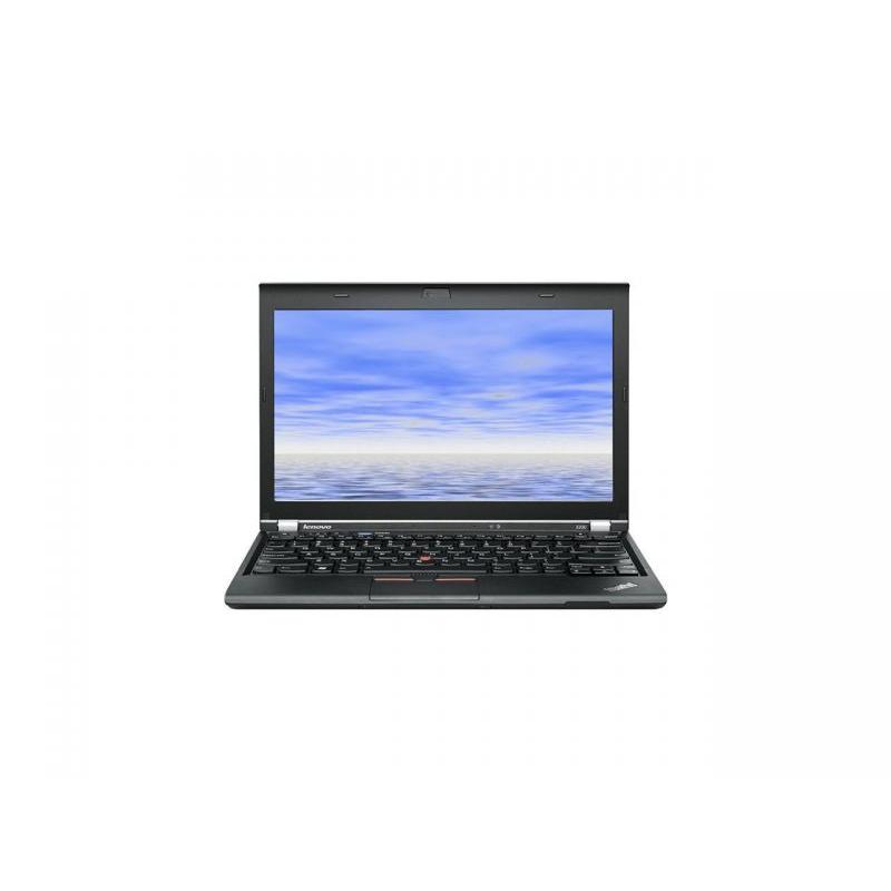 "Lenovo ThinkPad X230 12"" Core i5 2,6 GHz  - SSD 120 GB - 8GB Tastiera Francese"