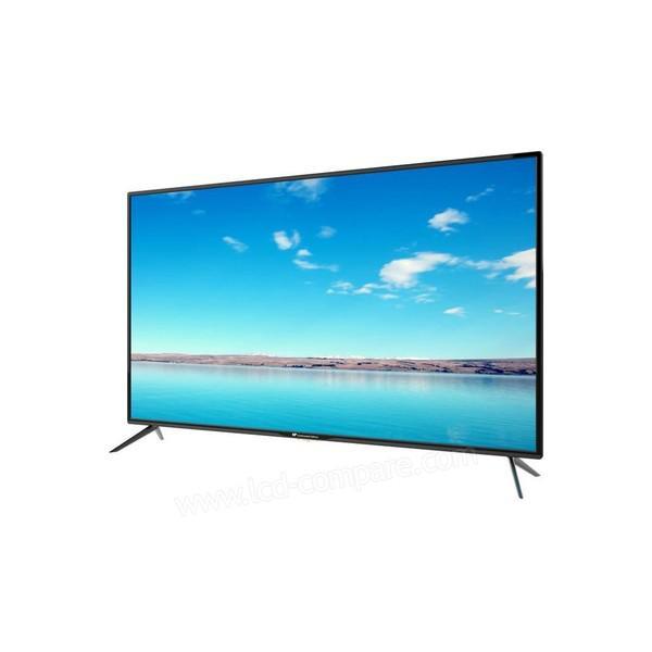 SMART TV Continental Edison LCD Ultra HD 4K 140 cm CELED55SBF19B3