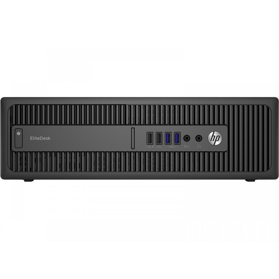 HP EliteDesk 800 G1 SFF Core i5 3,2 GHz - SSD 240 Go + HDD 500 Go RAM 32 Go