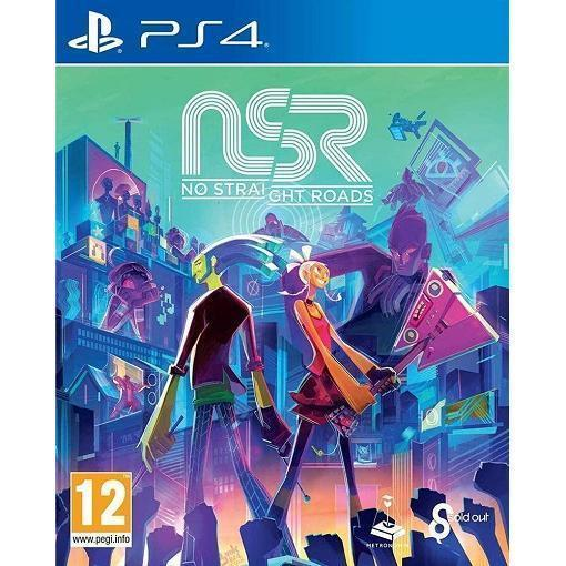No Straight Roads - PlayStation 4