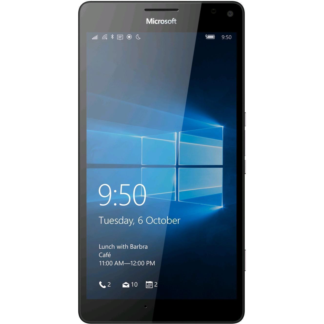 Nokia Lumia 950 XL - Noir- Débloqué