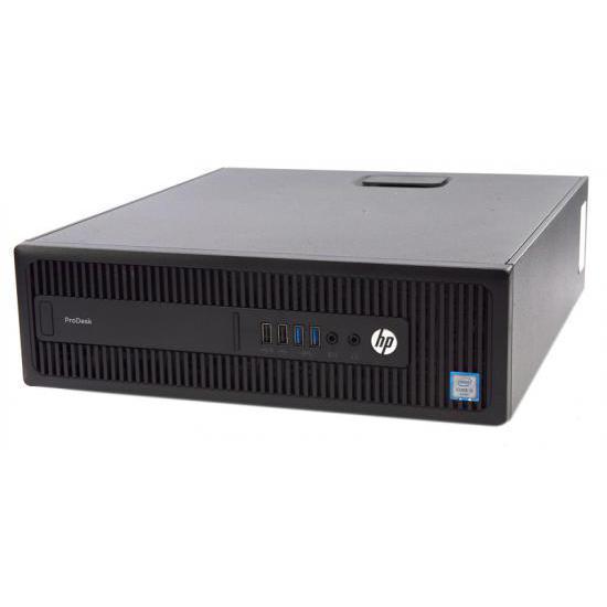 HP ProDesk 600 G2 SFF Core i3 3,7 GHz - SSD 120 Go RAM 4 Go