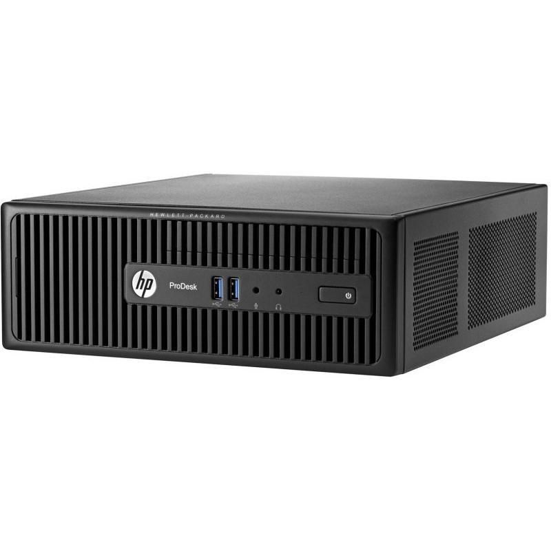 HP ProDesk 400 G3 SFF Core i3 3,7 GHz - SSD 256 Go RAM 4 Go