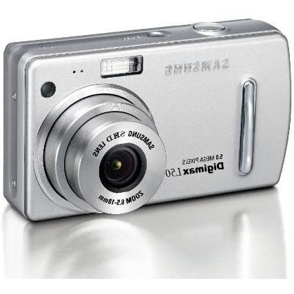 Compact Samsung Digimax L50 - Gris