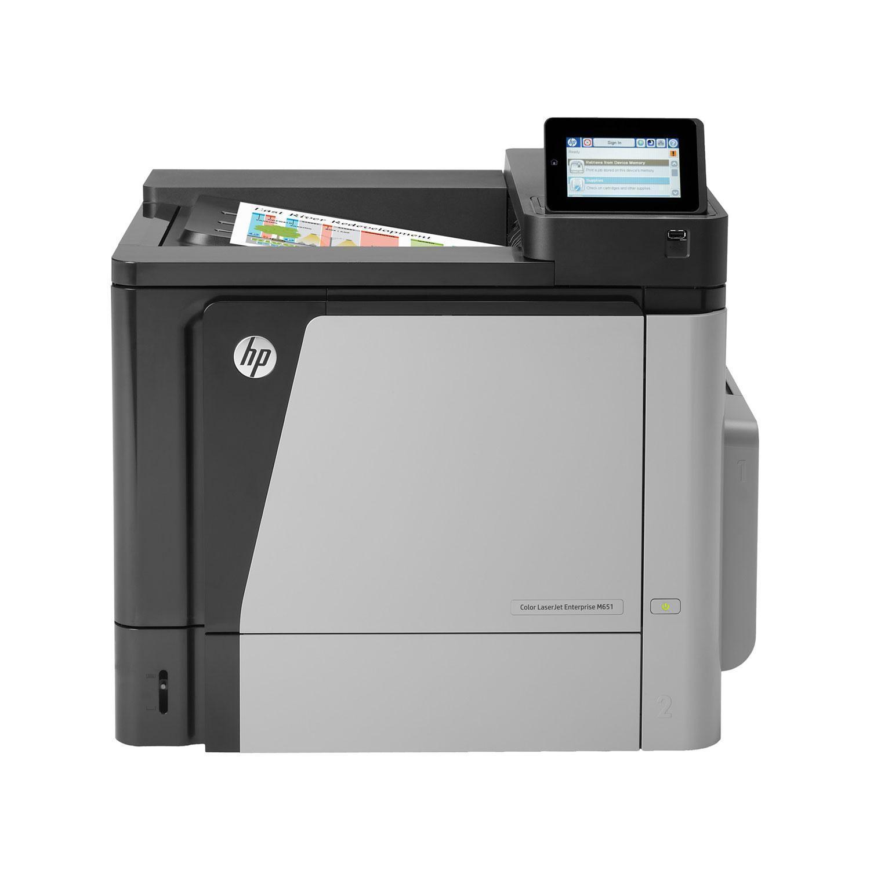 Farblaserdrucker HP FarblaserJet Enterprise M651n