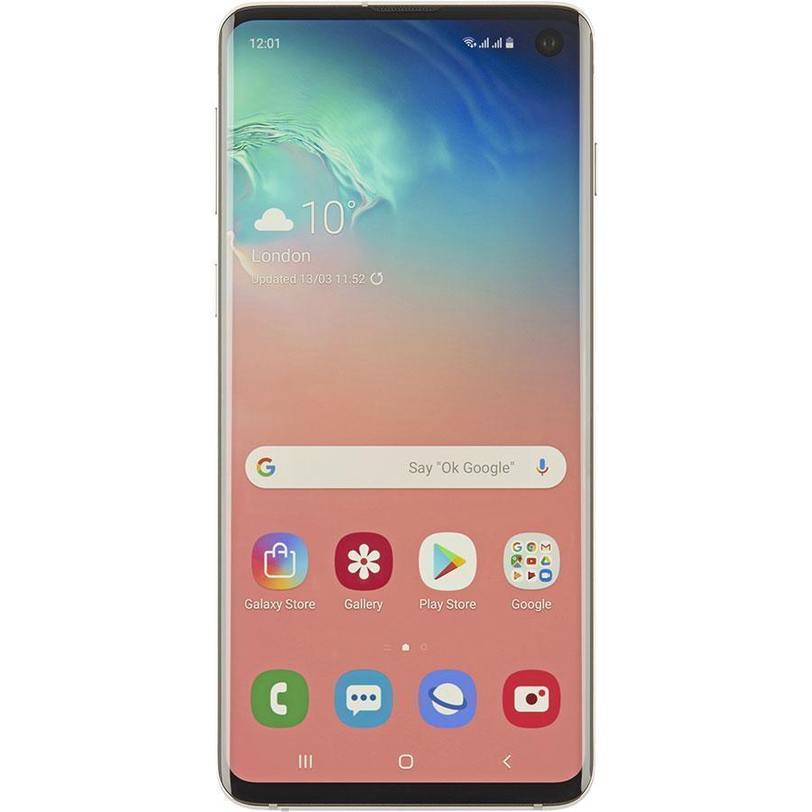 Galaxy S10 Dual Sim