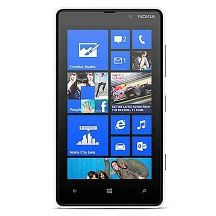 Nokia Lumia 820 - White - Unlocked