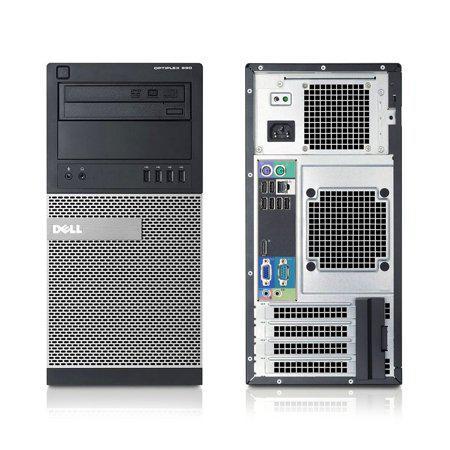 Dell OptiPlex 990 MT Core i7 3,4 GHz - HDD 500 Go RAM 8 Go