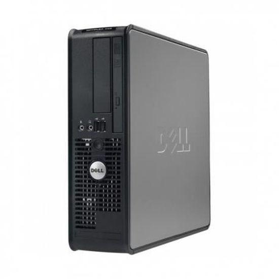 Dell OptiPlex 760 SFF Pentium 2,5 GHz - HDD 500 Go RAM 4 Go