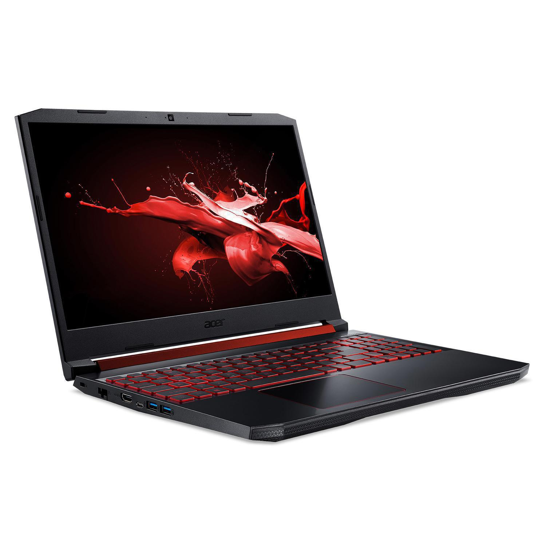 "Acer Nitro 5 AN515-54-59TP 15"" Core i5 2,4 GHz - SSD 128 GB + HDD 1 TB - 8GB - NVIDIA GeForce GTX 1650 AZERTY - Französisch"