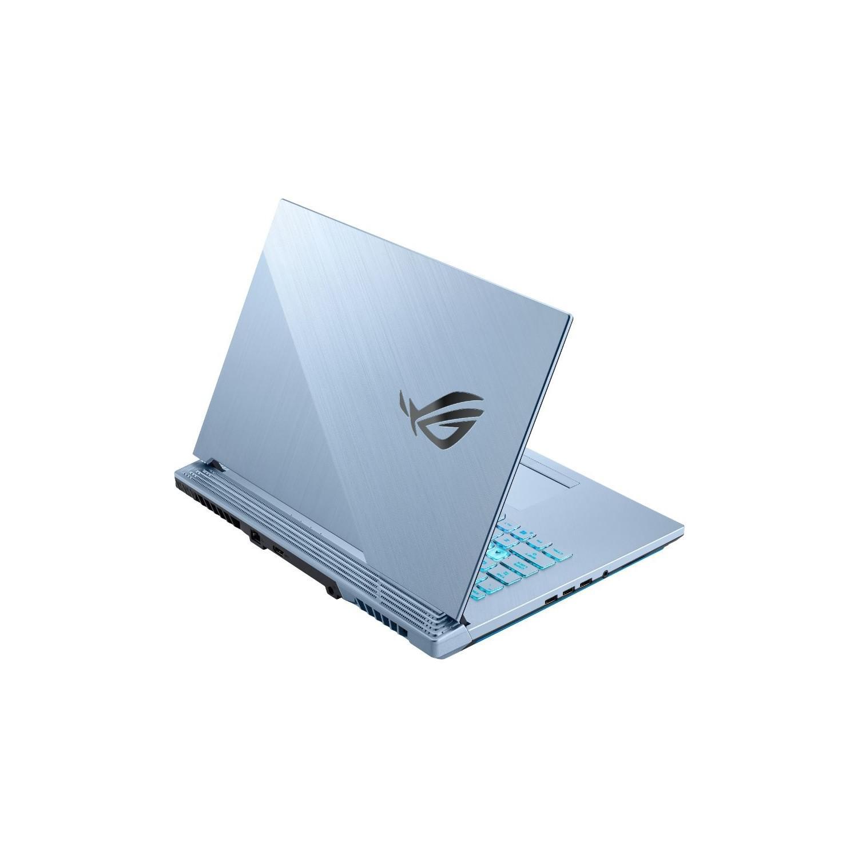 """Asus ROG Strix G G731GU-H7204T 17"""" Core i7 2,6 GHz - SSD 256 Go + HDD 1 To - 16 Go - NVIDIA GeForce GTX 1660 Ti AZERTY - Français"""