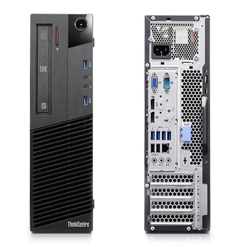 Lenovo ThinkCentre M93p SFF Core i5-4570 3,2 - SSD 128 GB - 8GB