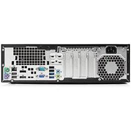 HP EliteDesk 800 G1 SFF Core i5 3,2 GHz - SSD 256 Go RAM 8 Go