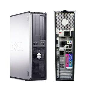 Dell Optiplex 380 DT Celeron 2,5 GHz - HDD 160 Go RAM 2 Go