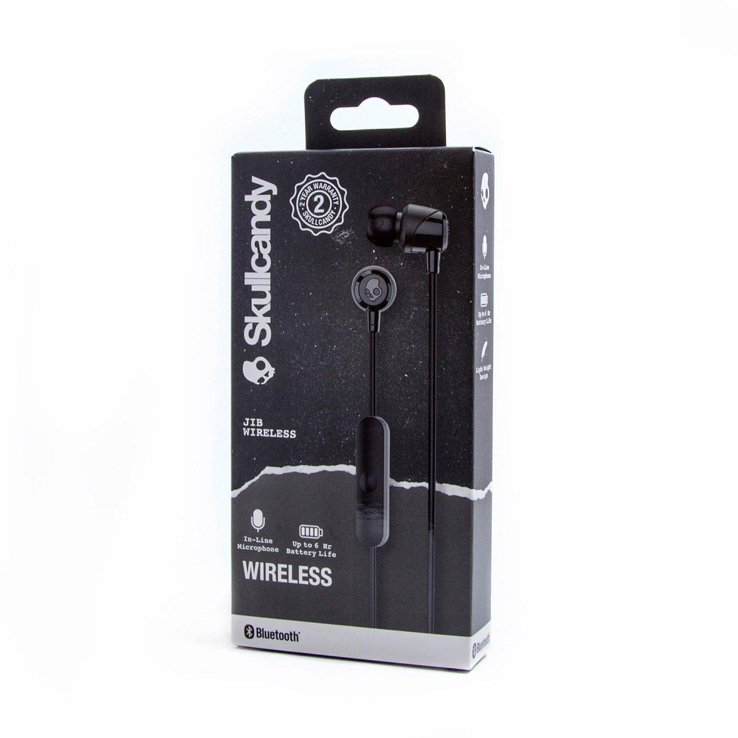 Ecouteurs Intra-auriculaire Bluetooth - Skullcandy JIB