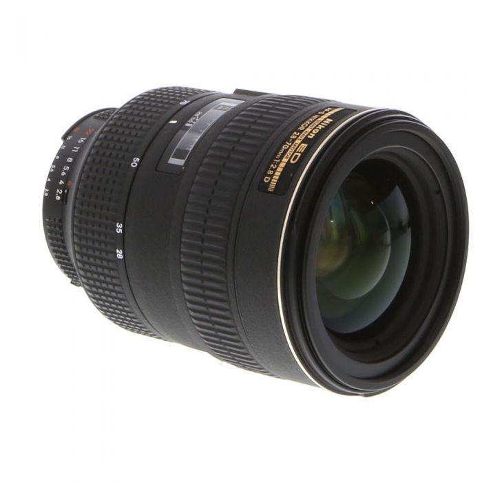 Objectif Nikon F 28-70 mm f/2.8
