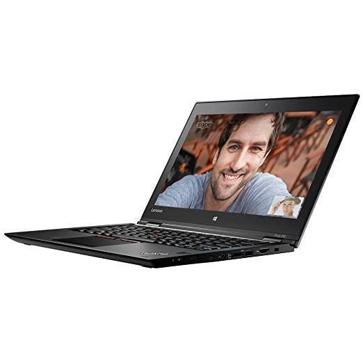 "Lenovo ThinkPad Yoga 260 12"" Core i5 2,3 GHz - SSD 256 GB - 8GB QWERTZ - Deutsch"