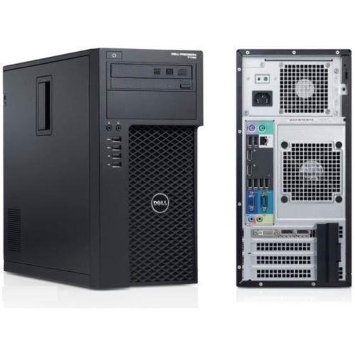 Dell Precision T1700 Xeon E3 3,1 GHz - SSD 500 Go RAM 8 Go
