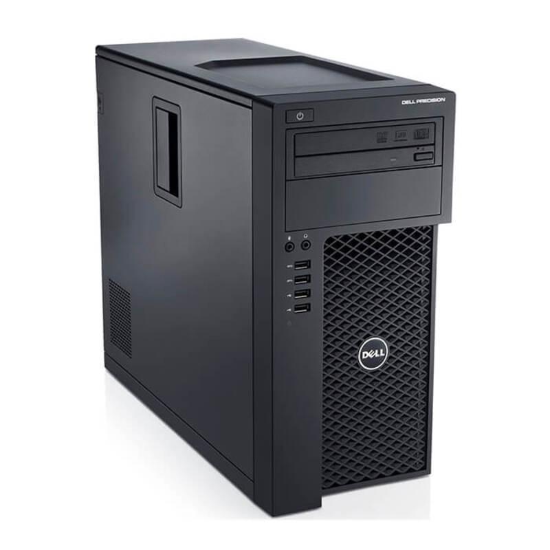 Dell Precision T1700 Xeon E3 3,5 GHz - SSD 500 Go RAM 16 Go