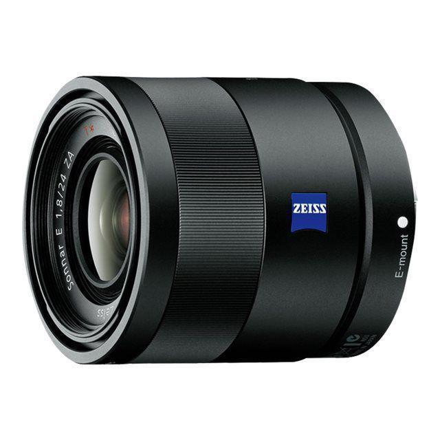 Objectif E 24mm f/1.8