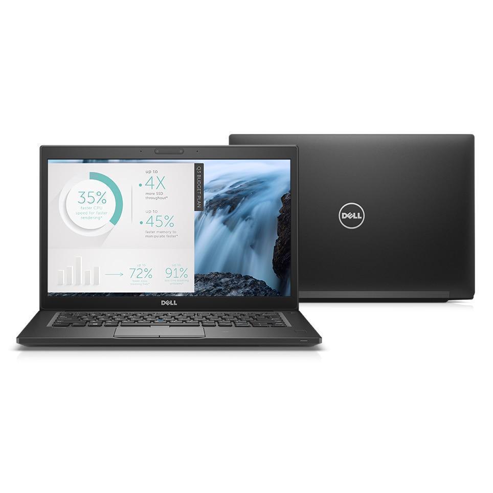 """Dell Latitude E7480 14"""" Core i5 2,4 GHz - SSD 240 GB - 8GB Tastiera Italiano"""