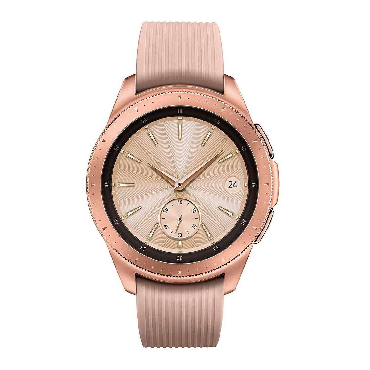 Samsung Smart Watch Galaxy Watch 42mm (SM-R810) HR GPS - Roséguld