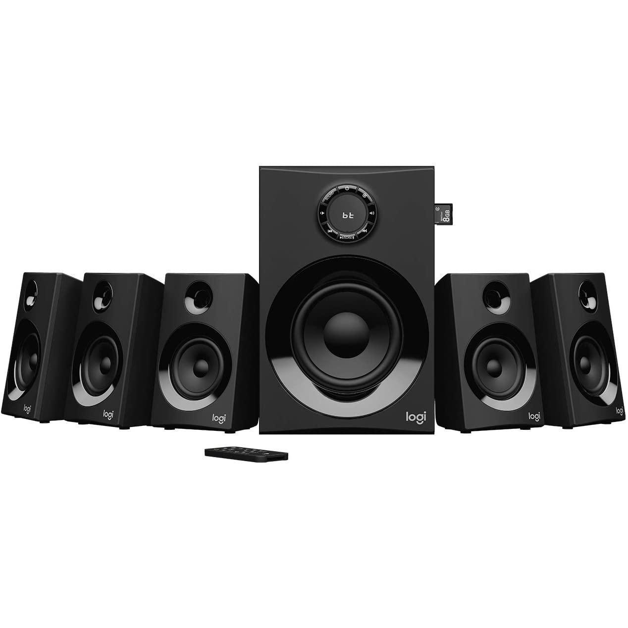 Lautsprecher Bluetooth Logitech Z607 - Schwarz