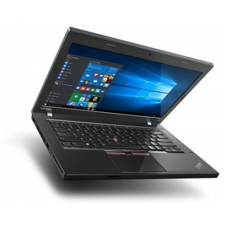 "Lenovo ThinkPad L470 14"" Core i5 2,4 GHz - SSD 256 Go - 8 Go QWERTY - Anglais (US)"