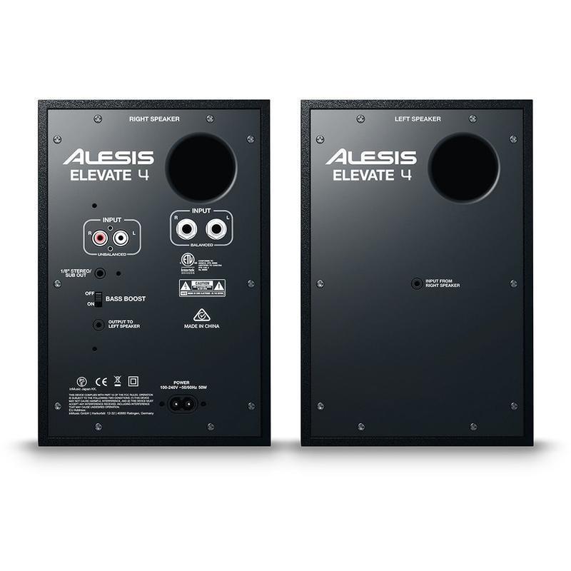 Enceinte Alesis Elevate 4 - Noir