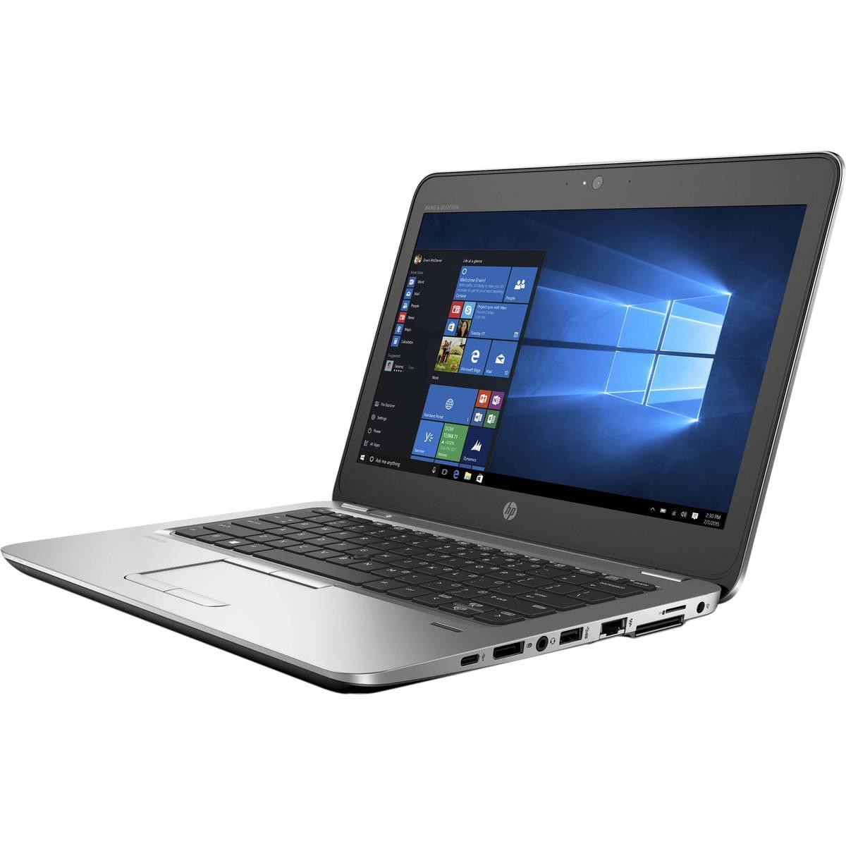 """Hp EliteBook 820 G3 12"""" Core i5 2,4 GHz - SSD 256 Go - 8 Go AZERTY - Français"""